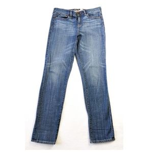 J.CREW Factory Mid-Rise Skinny Jeans 28